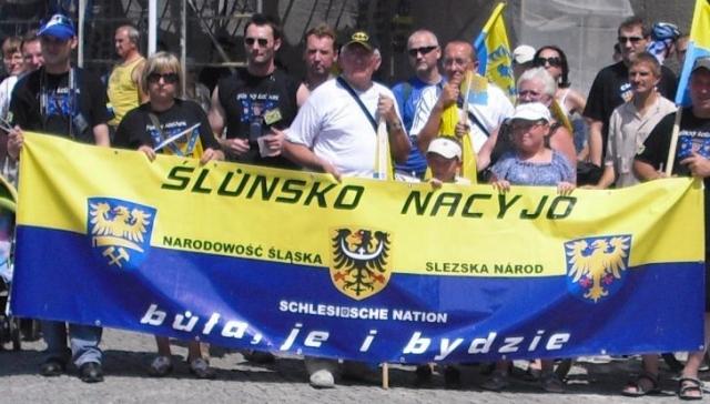 Силезские автономисты раскалывают единство польской нации