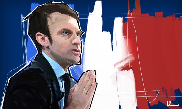 За Сирию Макрон уже все решил. Дело за Россией?