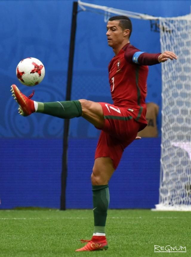 Роналду об игре против Новой Зеландии: «Хороший матч получился»