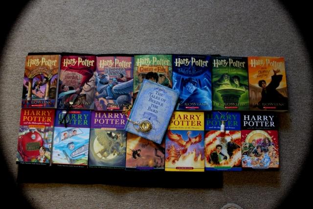 Первое издательство отказало Джоан Роулинг в публикации «Гарри Поттера»