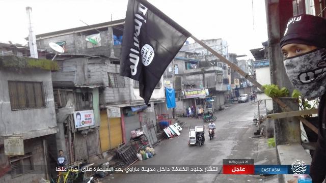 National Interest: Боевики подталкивают Филиппины обратно в руки США