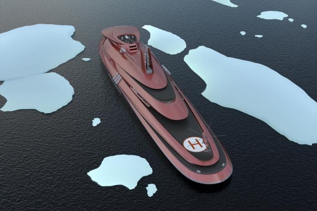 Глава ОСК о ледоколе «Лидер»: Торопиться не надо