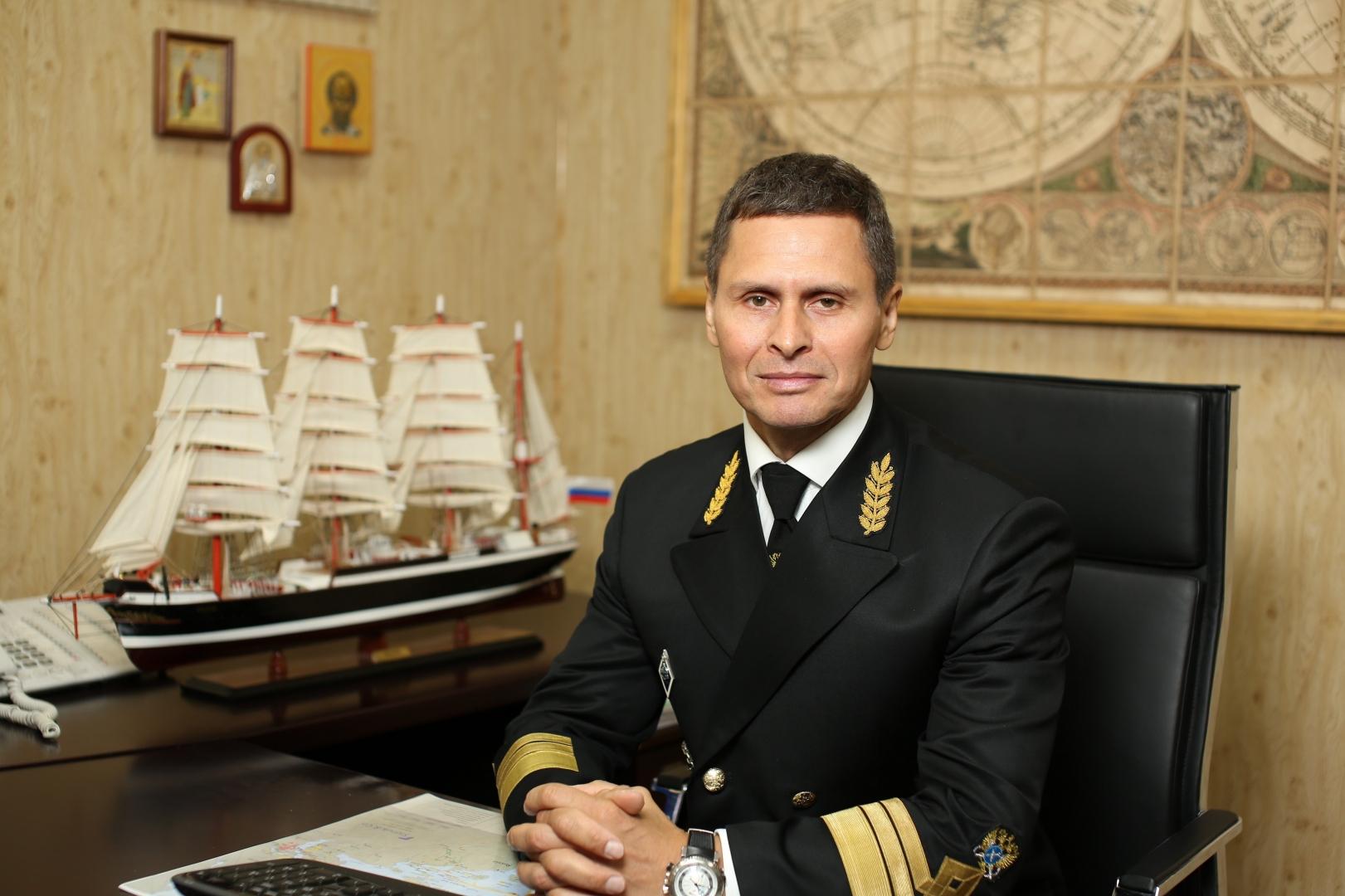 Ректор МГТУ С.А. Агарков