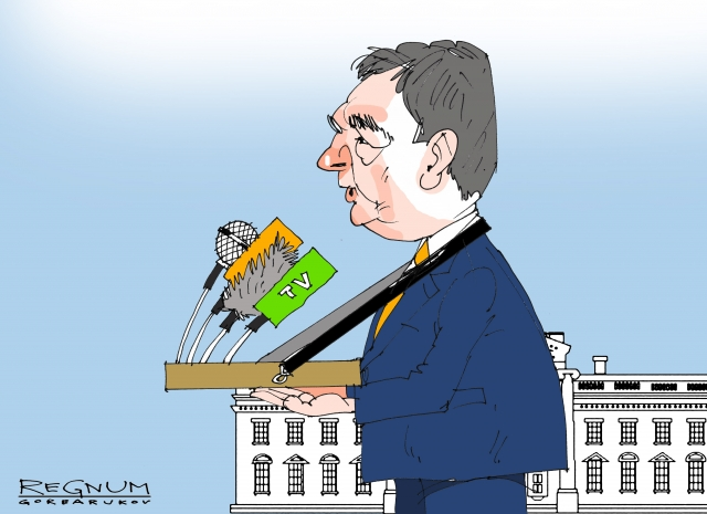 Президент-шатун