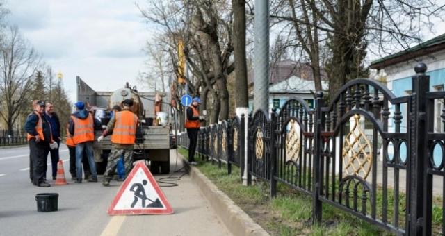 Деятели культуры Ярославля выступили против замены чугунных решеток