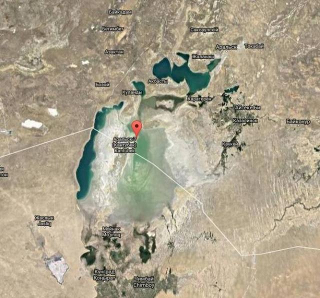 Или Аральское море, или нефть. Узбекистан сделал выбор