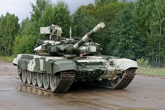 Танк Т-90 ВС России