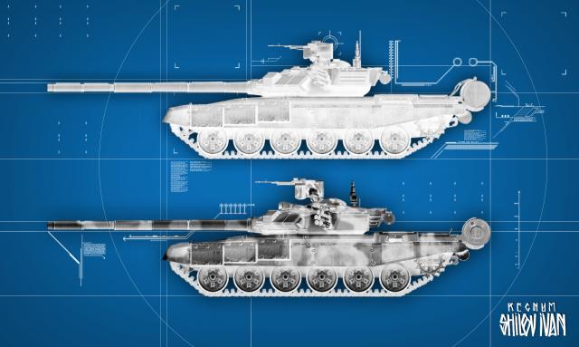 Российский танк Т-90 продолжает завоёвывать мир