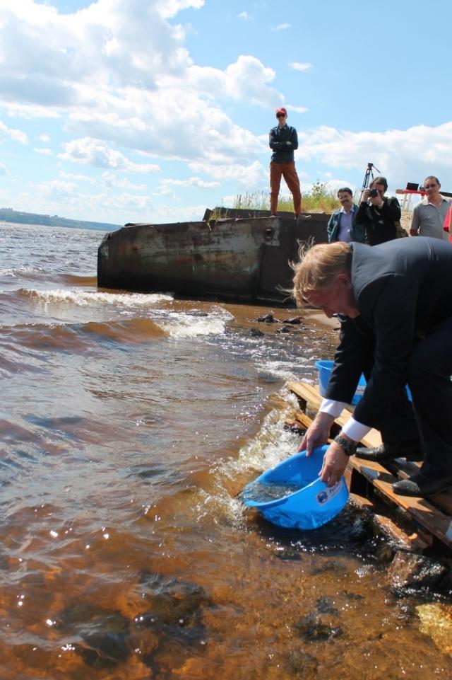 Директор Чебоксарской ГЭС Вадим Бардюков
