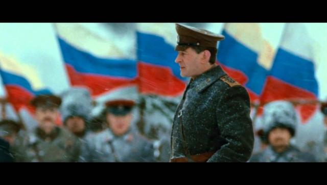 Константин Хабенский в роли Колчака