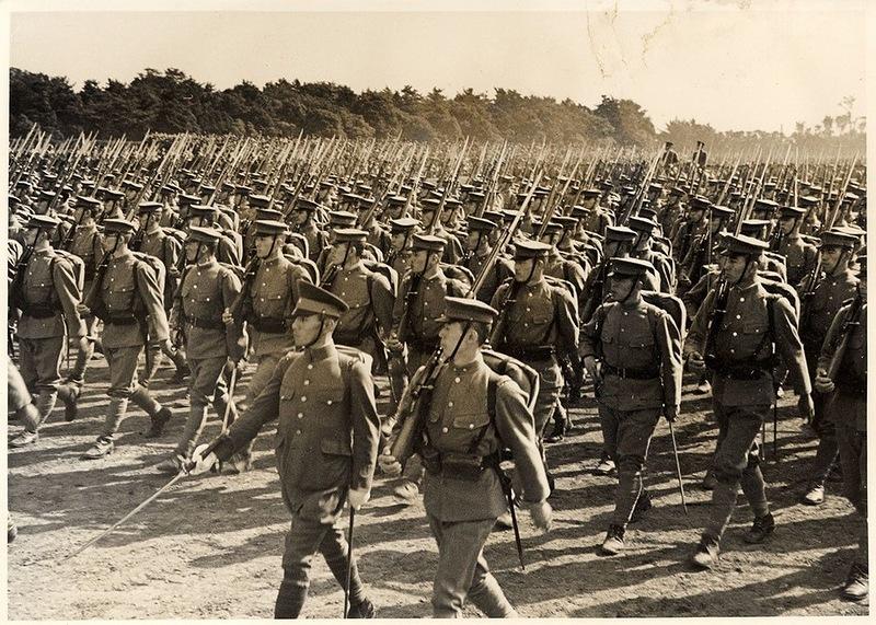 Японская армия в 1920-е