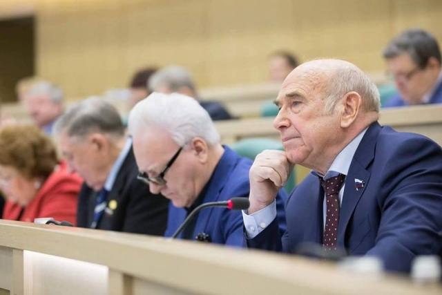 Кто станет новым сенатором от Ярославской области?