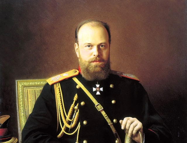 Как царь Александр III на революцию работал