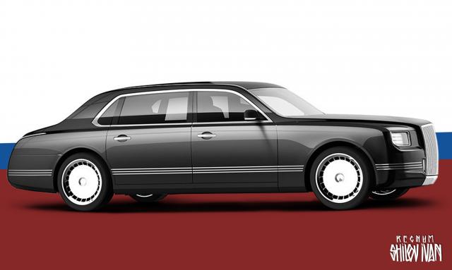 Авторынок: Путин пересядет на российский автомобиль