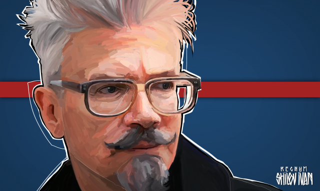 Онлайн: Творчески-политический день Эдуарда Лимонова