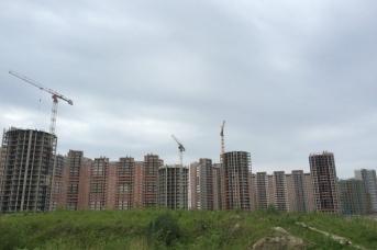 Строительство жилья в Петербурге