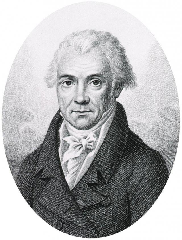 Рис. 12. Кавалер Империи Louis-Nicolas Vauquelin (1763–1829)