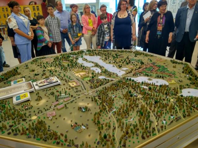 Выставка ингерманландской культуры открылась в Гатчине