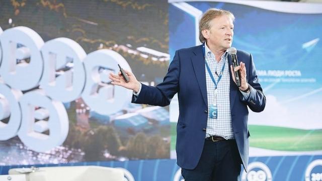 «Территорию смыслов на Клязьме» посетили представители российского бизнеса
