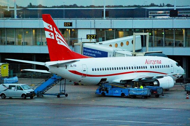 Минтранс РФ: Ограничения на полеты «Грузинских авиалиний» сняты