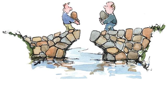 ЦБ «переживает за результат» развития конфликта между АРБ и банками