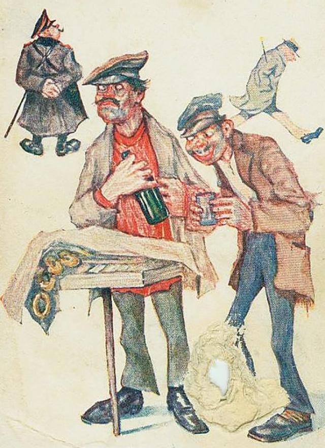 Минпромторг против введения запрета на продажу алкоголя в выходные дни