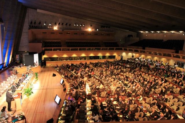 26-е совещание сторон Монреальского протокола по веществам, разрушающим озоновый слой, и Десятое совещание Конференции сторон Венской конвенции, Париж, 17–21 ноября 2014 г