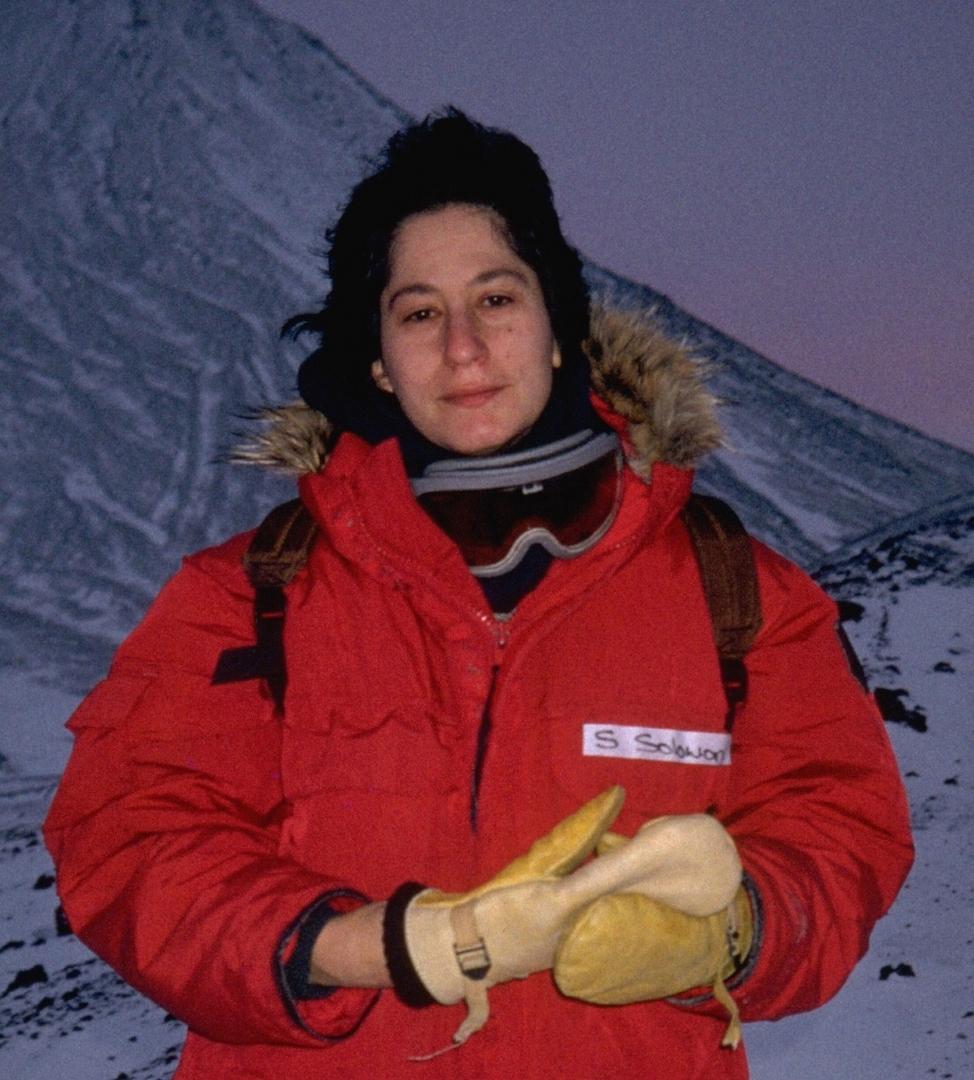 Сьюзен Соломон — автор фальсифицированного исследования, которое было использовано в качестве обоснования фреоновой гипотезы разрушения озоносферы Молины-Роуленда