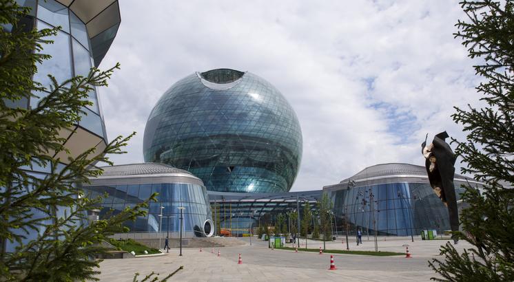 Атомный павильон — EXPO 2017