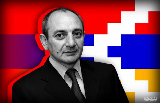 Поздравит ли Алиев с выборами на пост президента НКР Бако Саакяна?