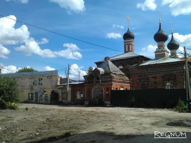 Мэрия Ярославля просит Минкультуры согласовать кинотеатр в зоне ЮНЕСКО