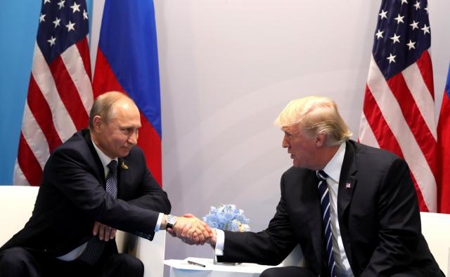 Washington Post: Трамп вопиюще «прогнулся» под Путина