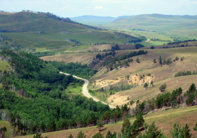 Забайкальские казаки защищаются от олигарха, претендующего на их земли