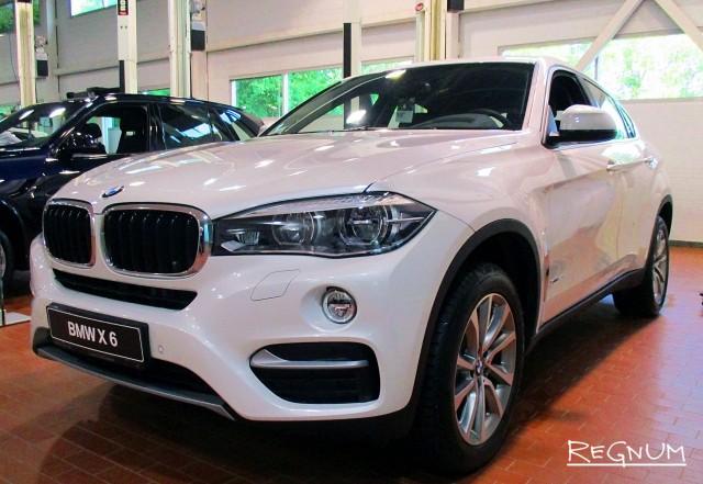 Что BMW готовит для россиян. Интервью с главой бренда в России