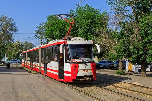 Ярославль может получить 23 трамвая из Москвы