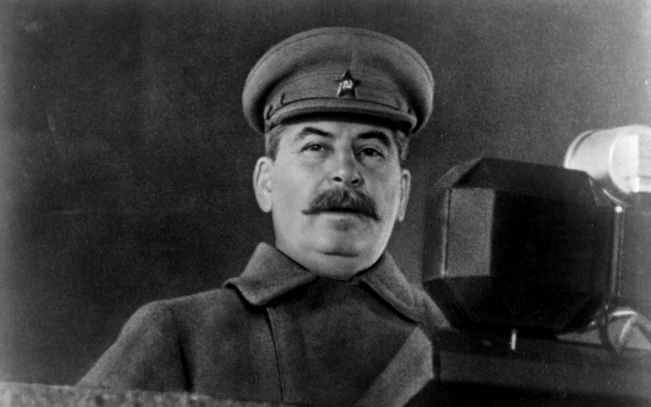 И. В. Сталин. 1941