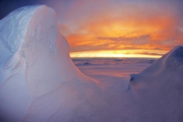 Арктика: Пора перестать покупаться на истерию вокруг глобального потепления
