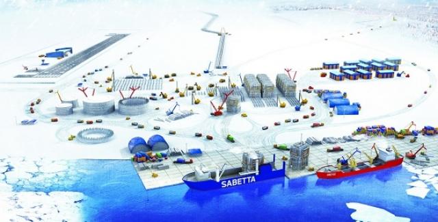 СПГ-порт Сабетта