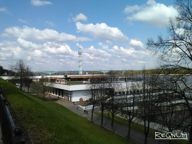 В Ярославле хотят изменить облик Речного вокзала