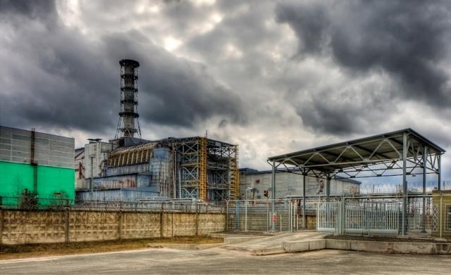 Украинские власти сдают в аренду часть зданий Чернобыльской АЭС