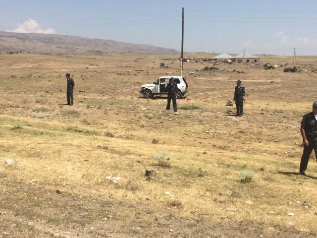 Стрельба на кладбище в Арагацотнской области Армении: число погибших достигло 4 человек