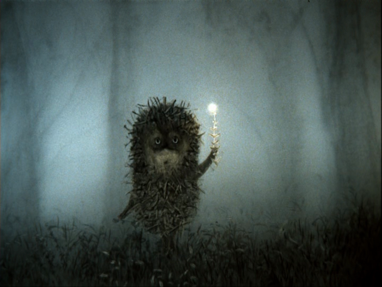 прыщи ежик в тумане фото приколы будучи