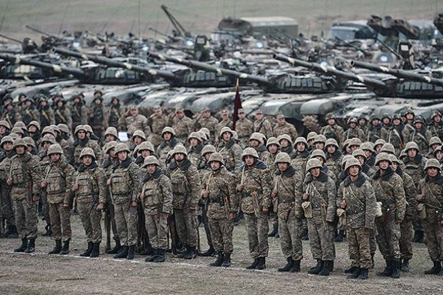 Нагорный Карабах армия