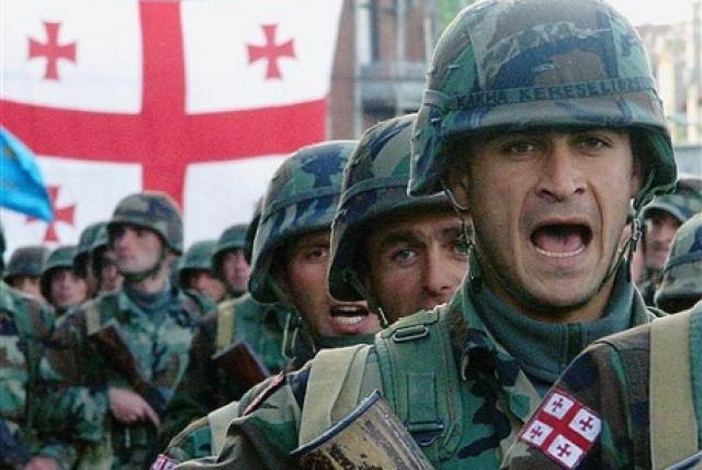 Грузия идет в НАТО
