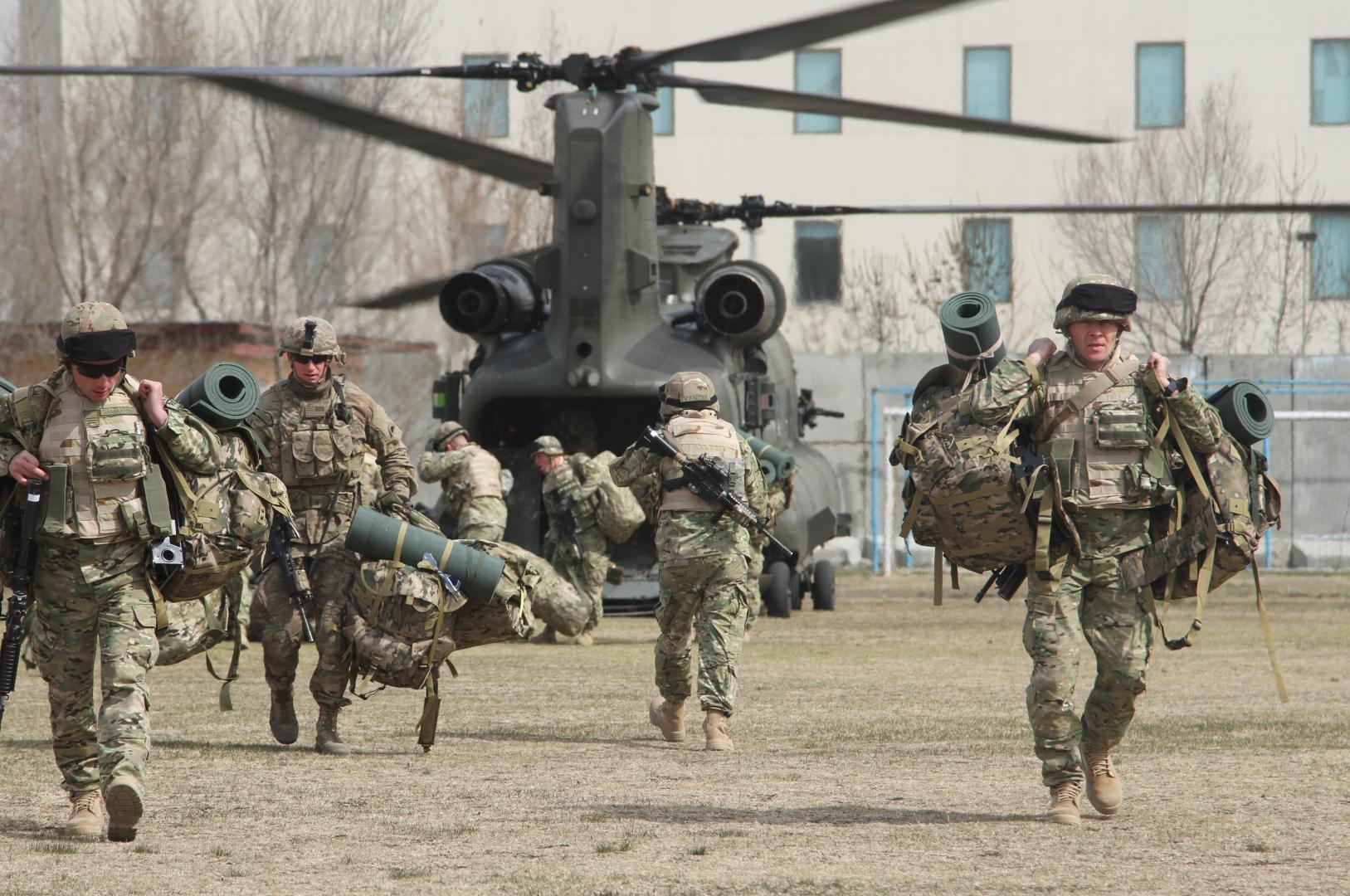 Военные НАТО в Грузии