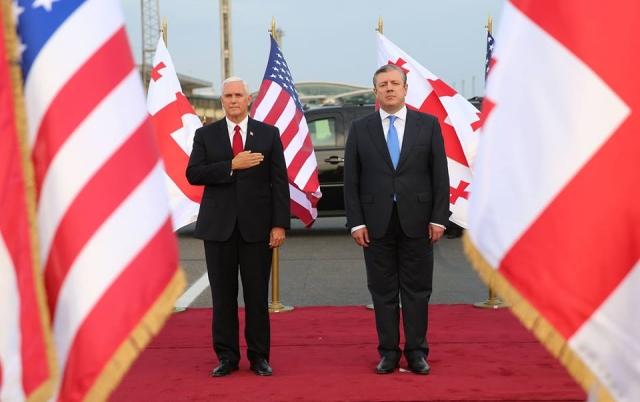 Станислав Тарасов: Что готовит для Закавказья вице-президент США Майк Пенс