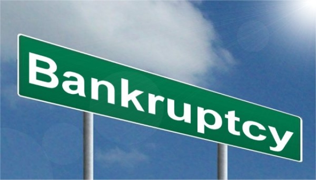банкротство в китае