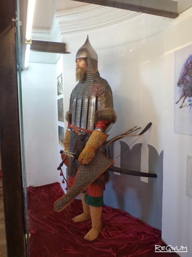 Экспонат Оружейного музея