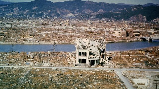 Чего хотели добиться США атомной бомбардировкой японских городов?