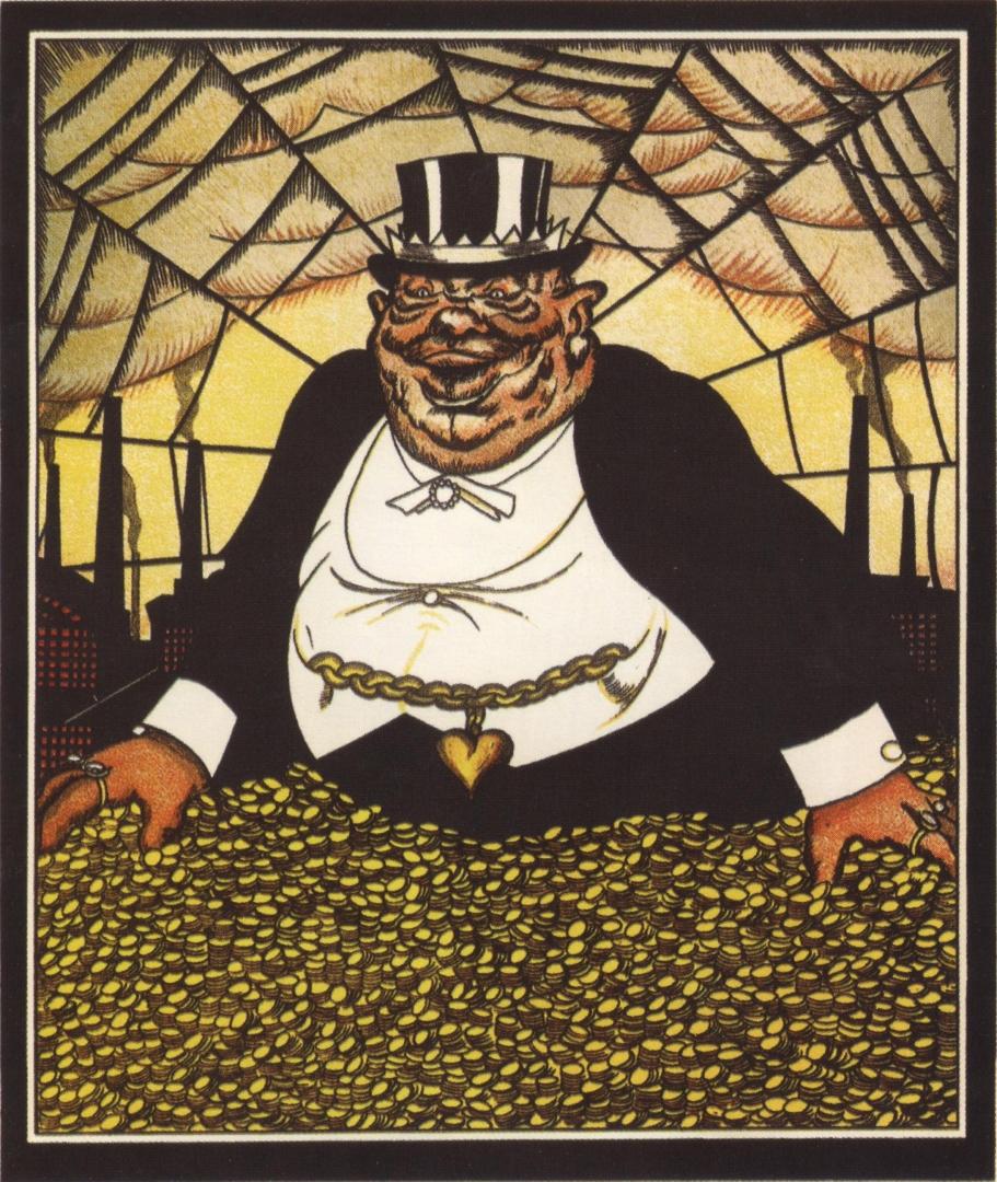 Капиталист и коммунист картинки